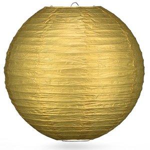 Lampion goud 80cm