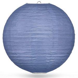 Lampion marineblauw 80cm