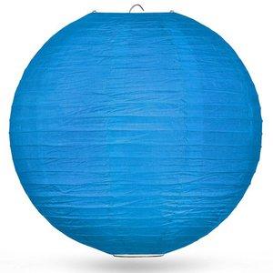 Lampion royalblauw 80cm
